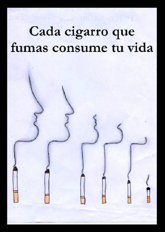 dibujos para colorear d a sin tabaco manualidades