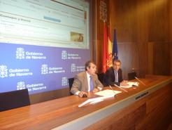 El portal del gobierno de navarra crea un acceso para for Sede electronica ministerio del interior