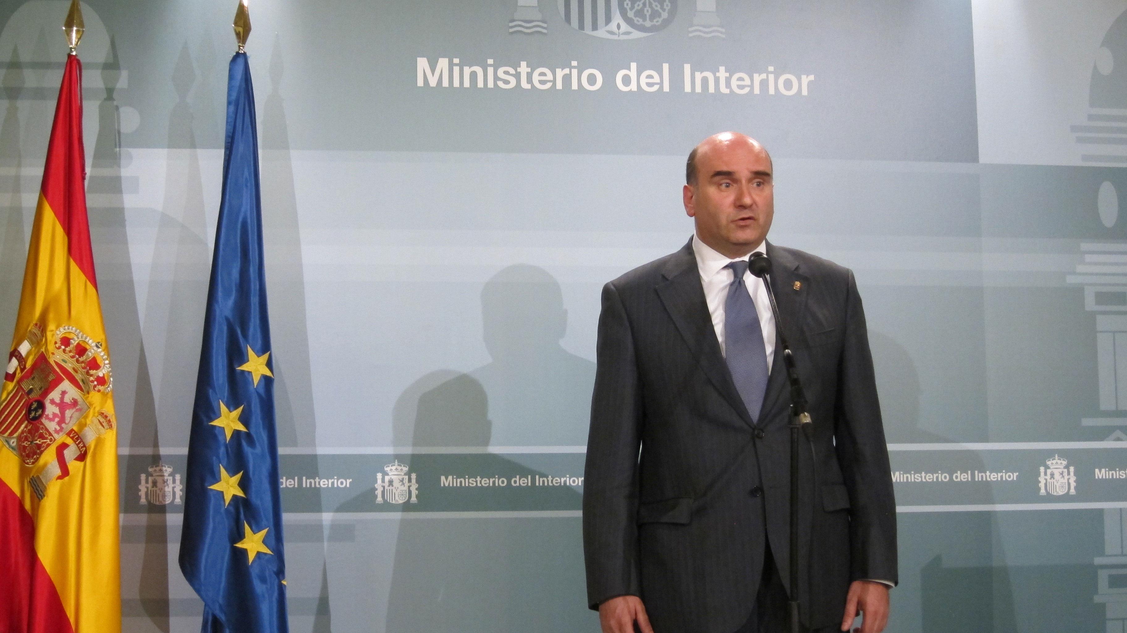 El gobierno de navarra y el ministerio del interior se for El ministerio del interior