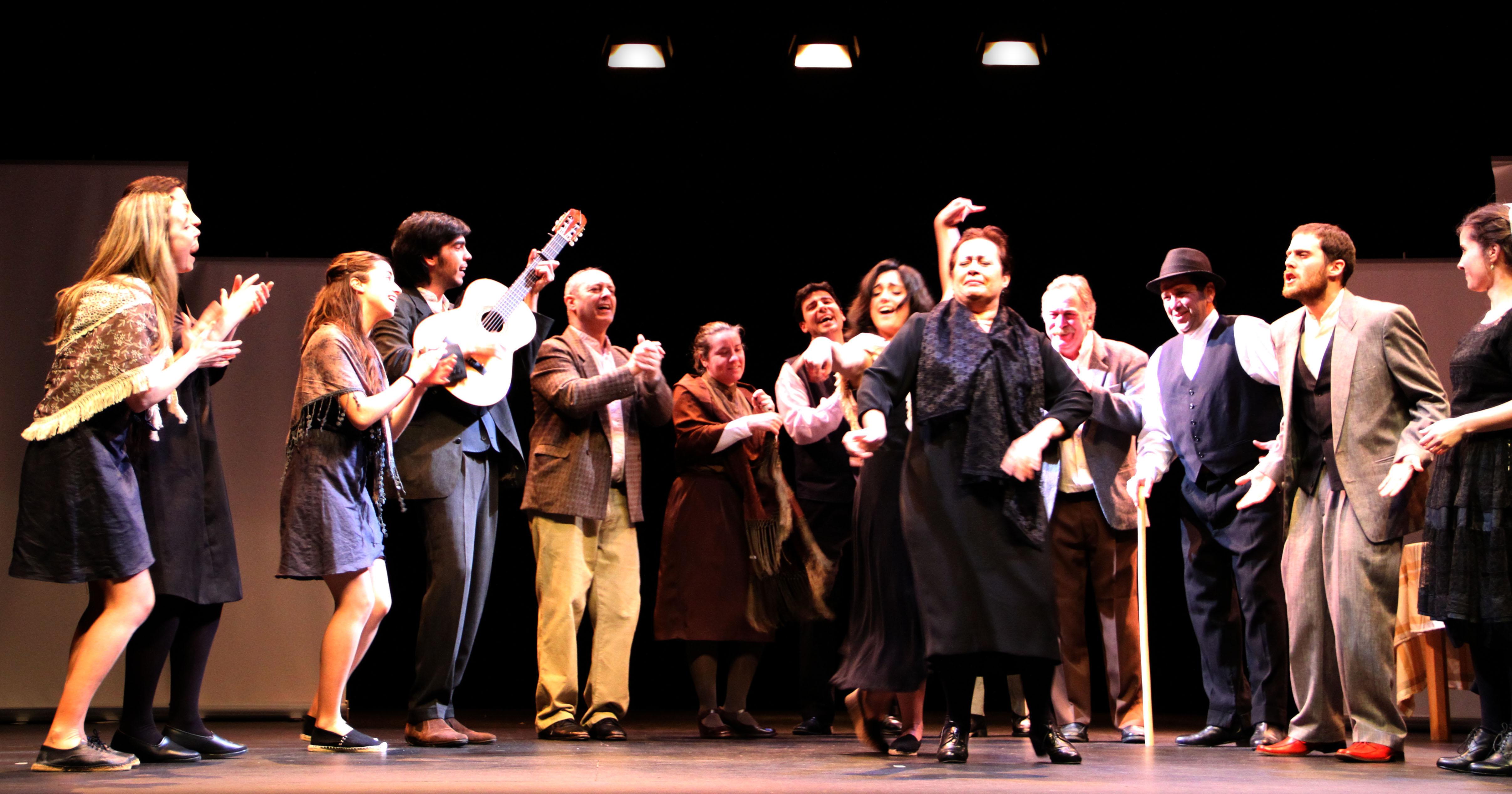 El Festival de Teatro