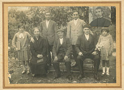 Familia Jauregui Ondarra.