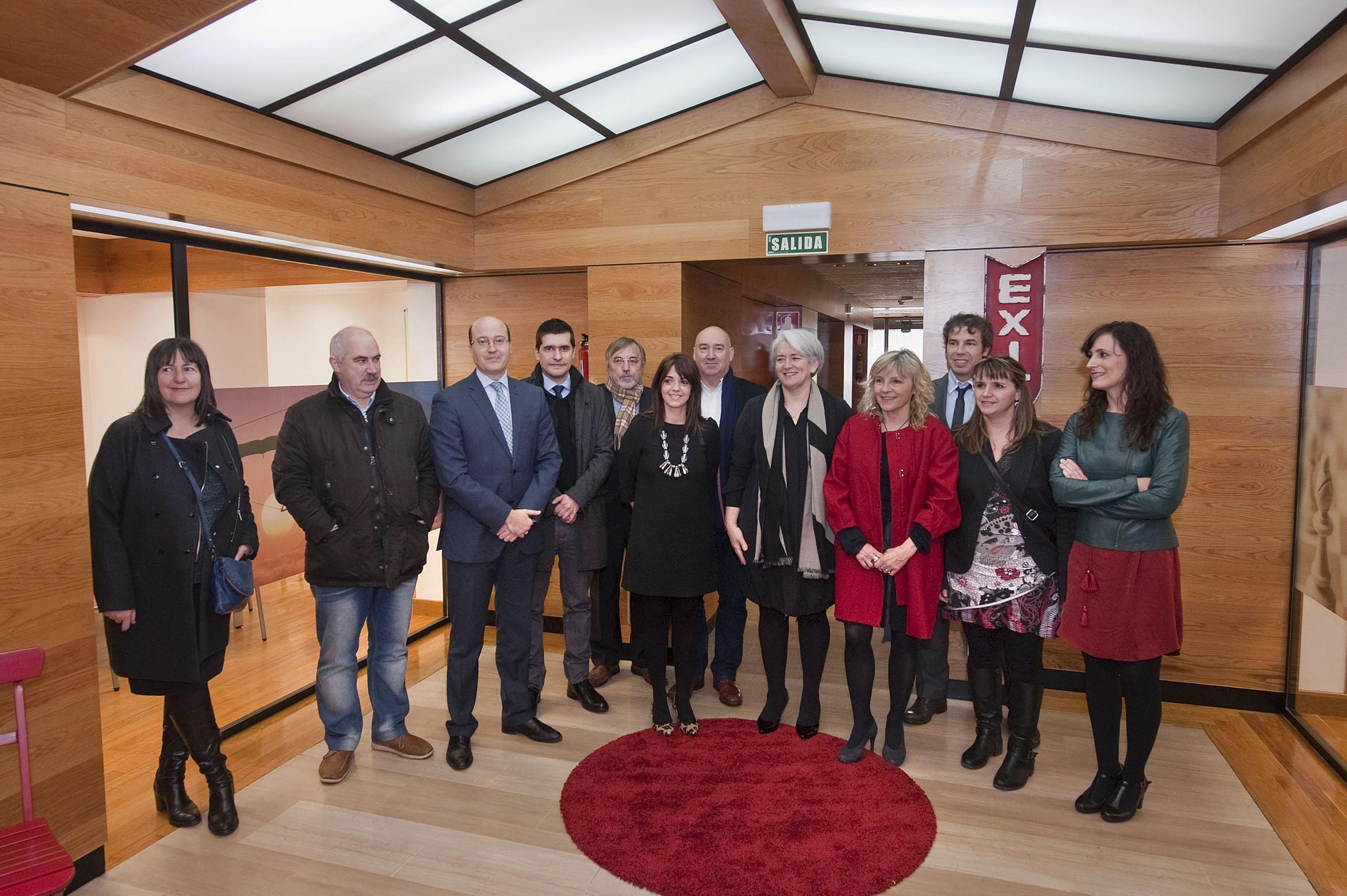 El gobierno de navarra abre en pamplona una oficina para fomentar el emprendimiento empresarial - Oficina de empleo navarra ...