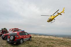 ofrecimiento bomberos a Galicia
