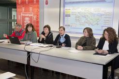 Barkos reunión Tudela