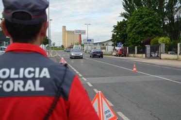 56.450 Vehículos controlados y 147 denuncias puestas en las dos últimas campañas especiales de tráfico