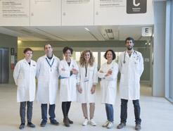 Navarrabiomed y CHN presentan en Munich un estudio sobre el cáncer de pulmón