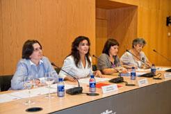 medios de comunicación social llamada chica orgía en Pamplona