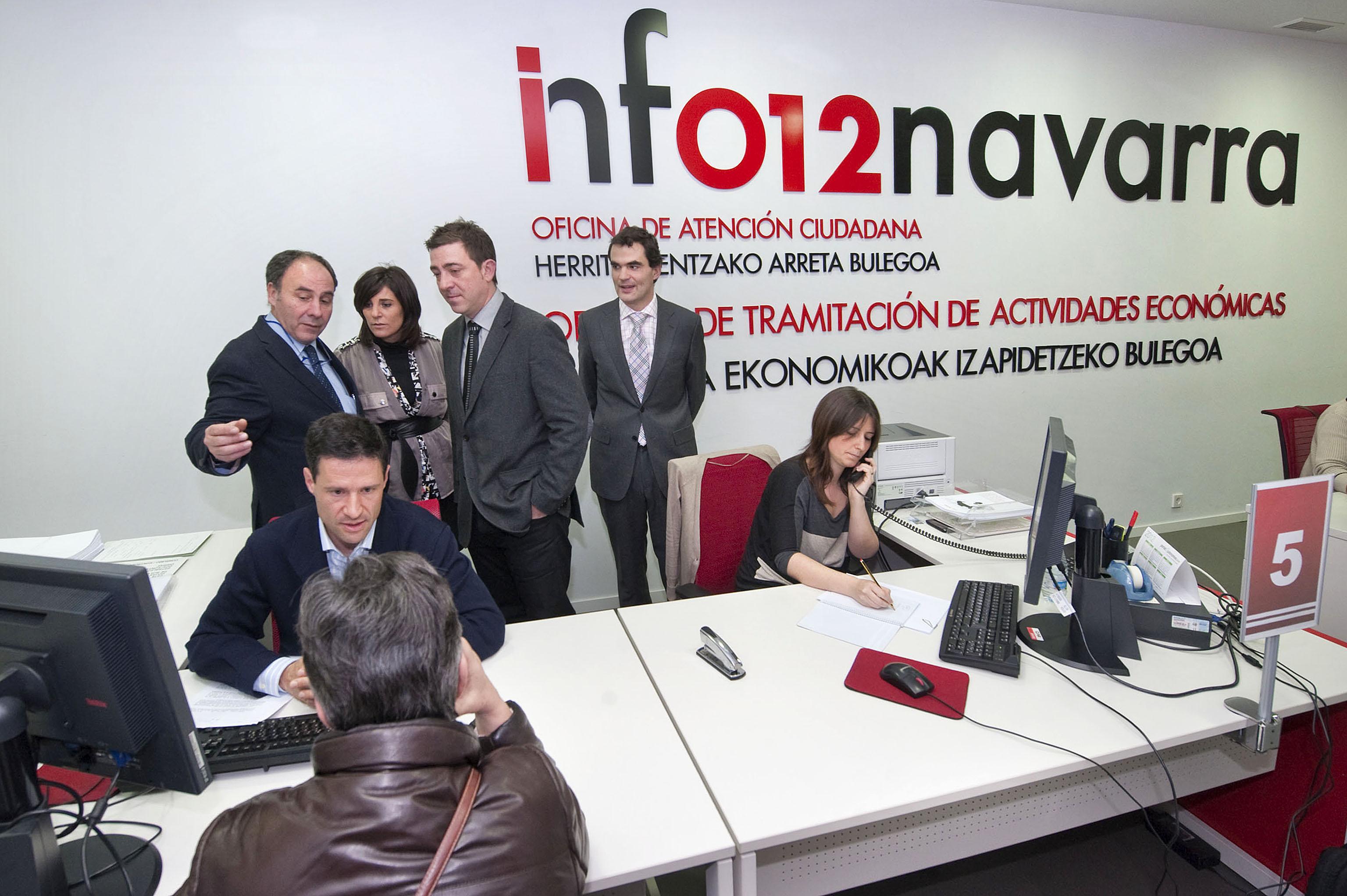 La oficina de informaci n al consumidor del gobierno de navarra en pamplona se traslada a la - Oficina atencion al consumidor ...