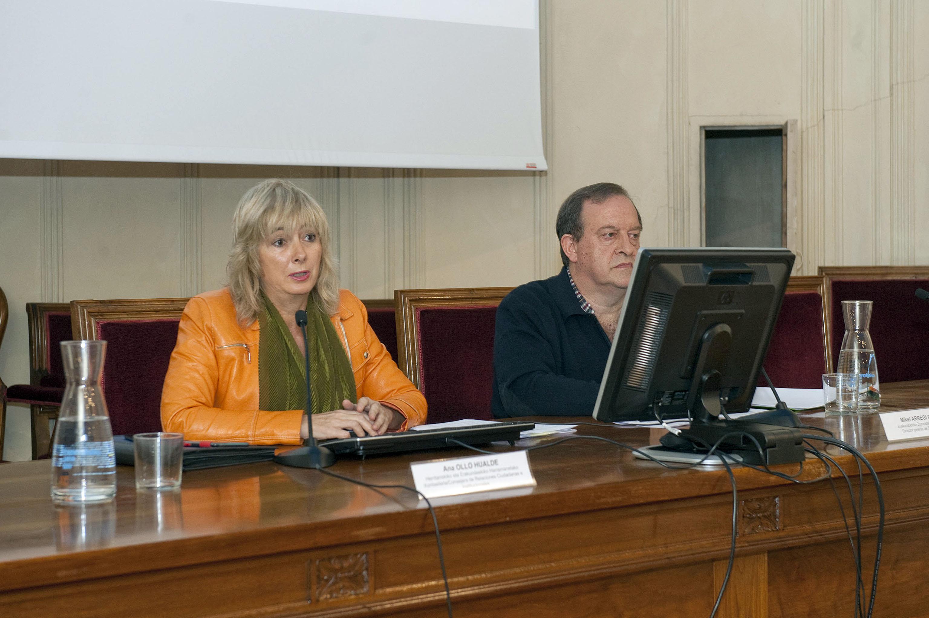 El euskera contará con un plan específico para fomentar su aprendizaje y uso en todos los sectores de la sociedad