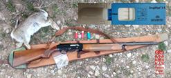 Denunciado un joven por cazar bajo la influencia de las drogas