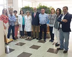Personal del consultorio de Cadreita