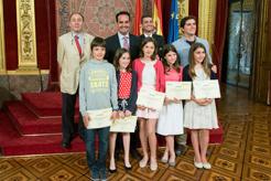 El colegio de monreal y los institutos de tafalla y biurdana de pamplona ganan un concurso de - Colegio otero de navascues ...