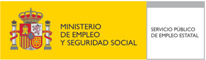 Logotipo Servicio Público de Empleo Estatal