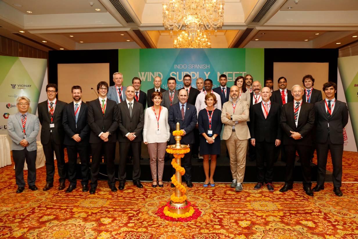 La misión del sector eólico navarro en India alcanza los primeros ...