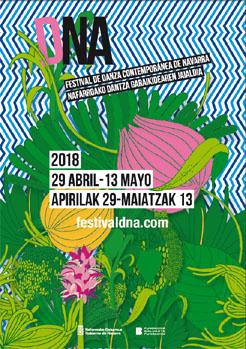 El Festival de Danza de Navarra se celebra del 29 de abril al 13 de mayo