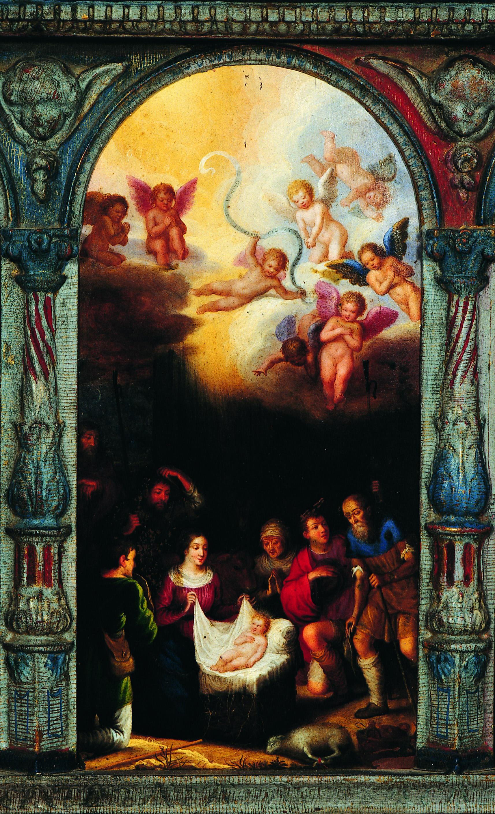 El Museo de Navarra muestra esta Navidad una pintura flamenca sobre ...
