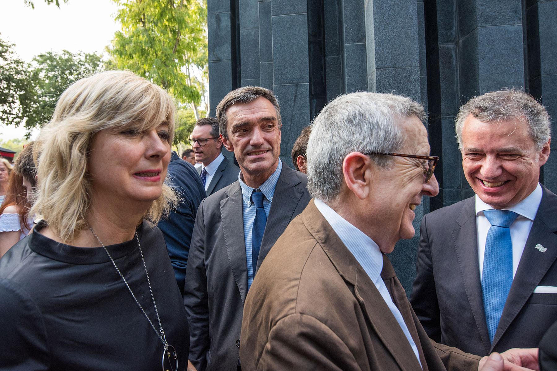 La consejera Ollo participa en la conmemoración del 30 aniversario ... 2255abab7e5