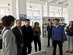 La representación educativa navarra acuerda colaboraciones con la provincia de Gansu (China) en cinco especialidades de FP