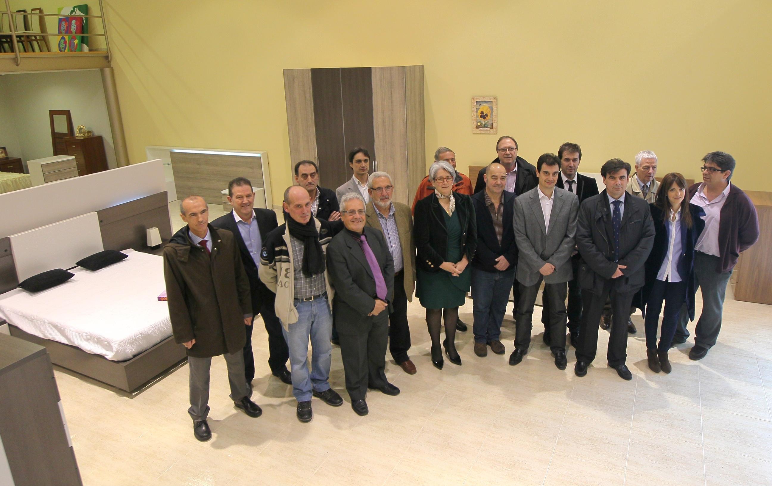 El Gobierno De Navarra Y Anel Apoyaron 5 Procesos De Reconversi N  # Muebles Lourdes