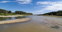 tramo navarro de la Cuenca del Ebro dentro de las medidas urgentes para la sequía