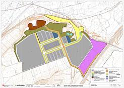 El Gobierno foral da los primeros pasos para un nuevo polígono industrial en Lodosa