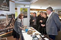 Barkos inaugura la 11ª Feria Internacional de Turismo Reyno de Navarra