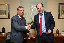 CENER y Red Eléctrica colaborarán para fomentar la innovación en el ámbito de las energías renovables