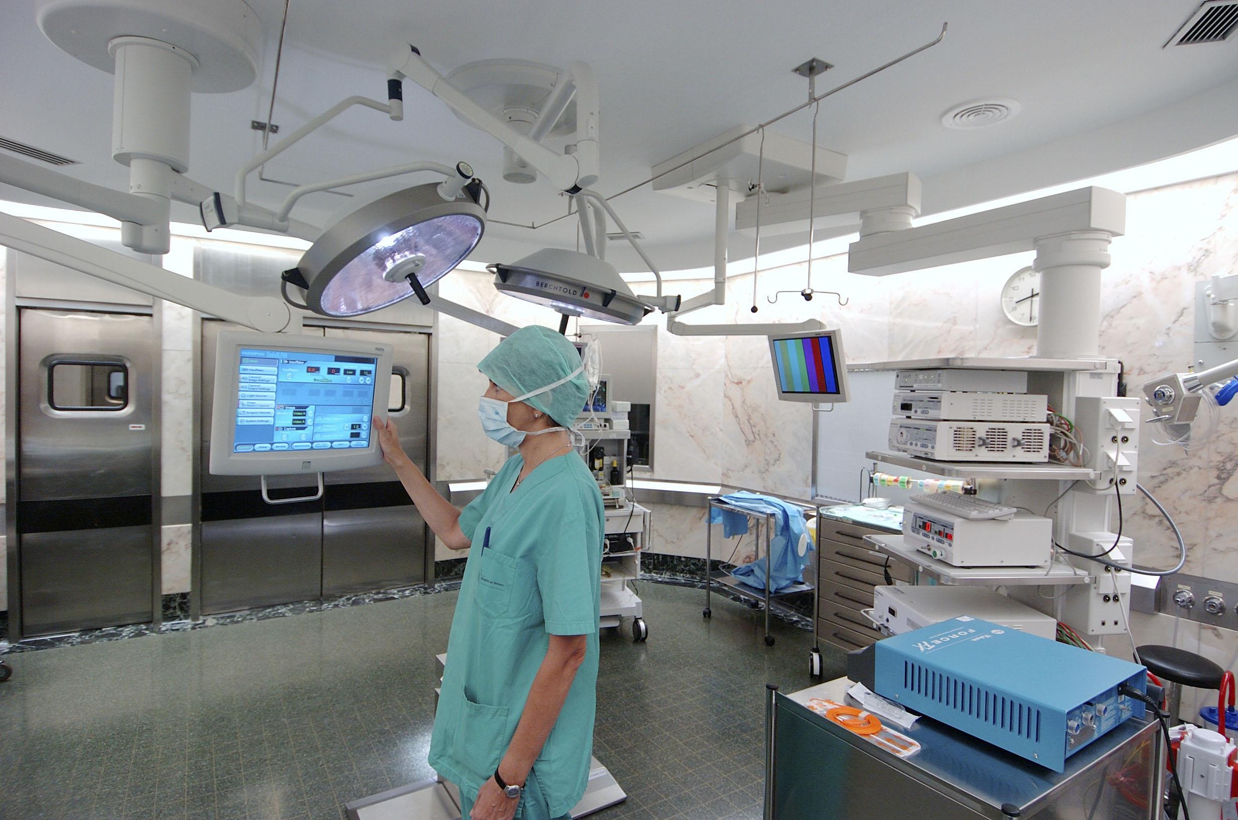 Enfermera real en centro de salud - 5 2