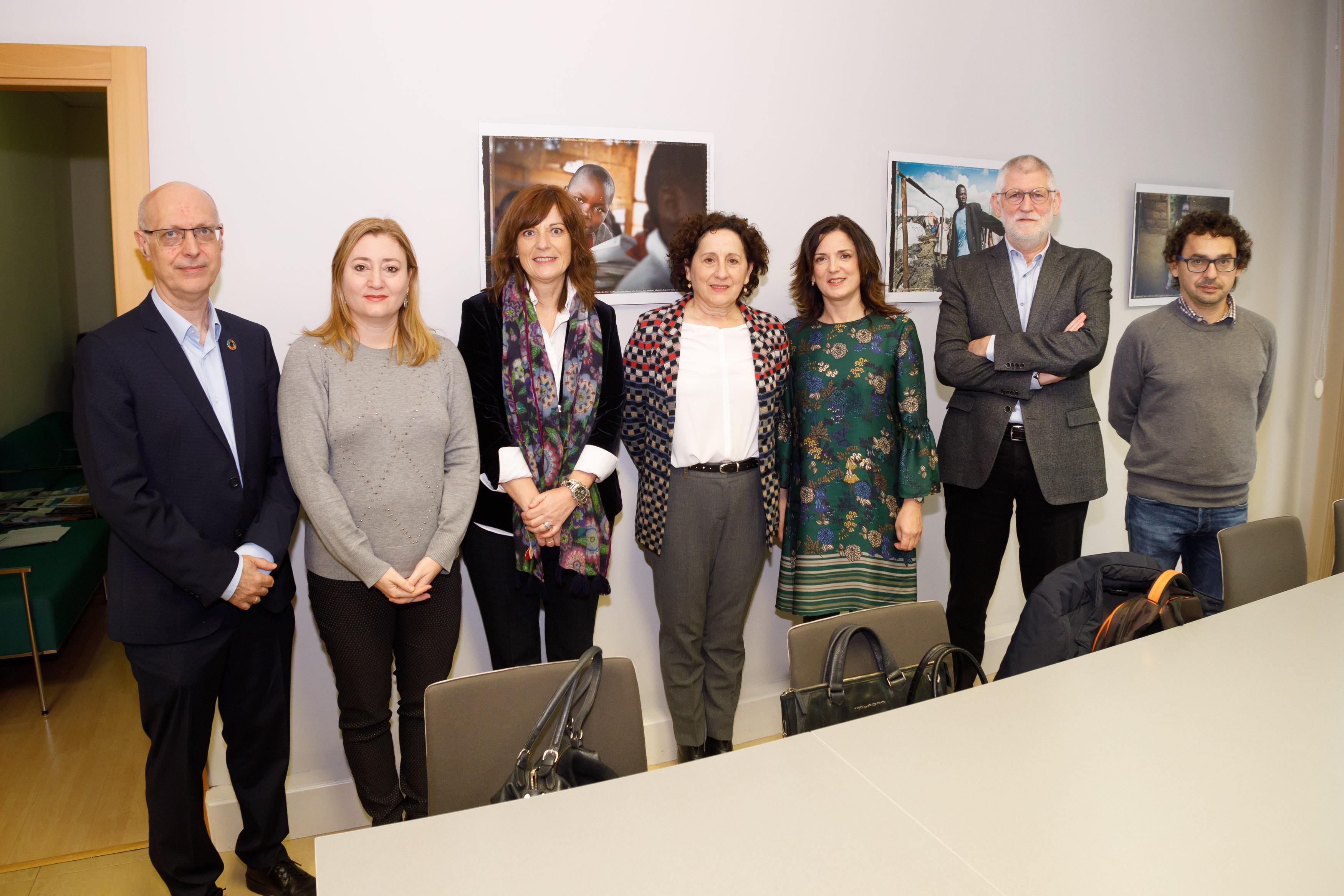 Navarra y País Vasco ponen en común experiencias en materia de políticas sociales y empleo