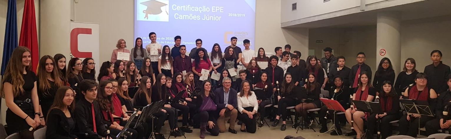 Pamplona, elegida para realizar los exámenes de certificación Camões Júnior de Portugués como Lengua Extranjera