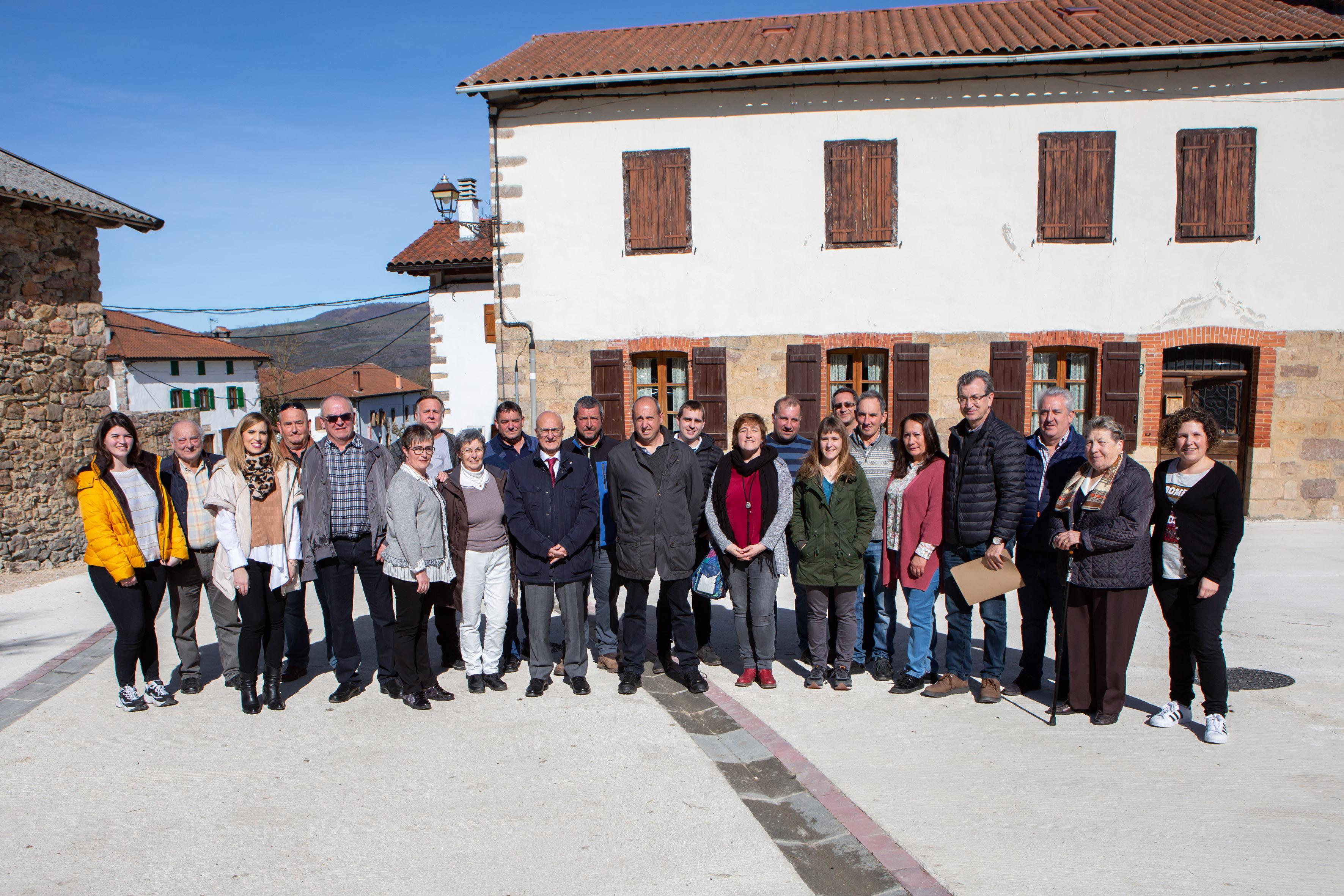 Navarra invierte 2,7 millones en infraestructuras del Pirineos y Sangüesa