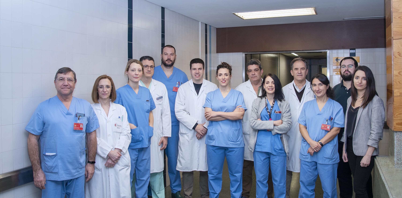 El Complejo Hospitalario de Navarra implanta con éxito una prótesis de aorta basada en un modelo 3D