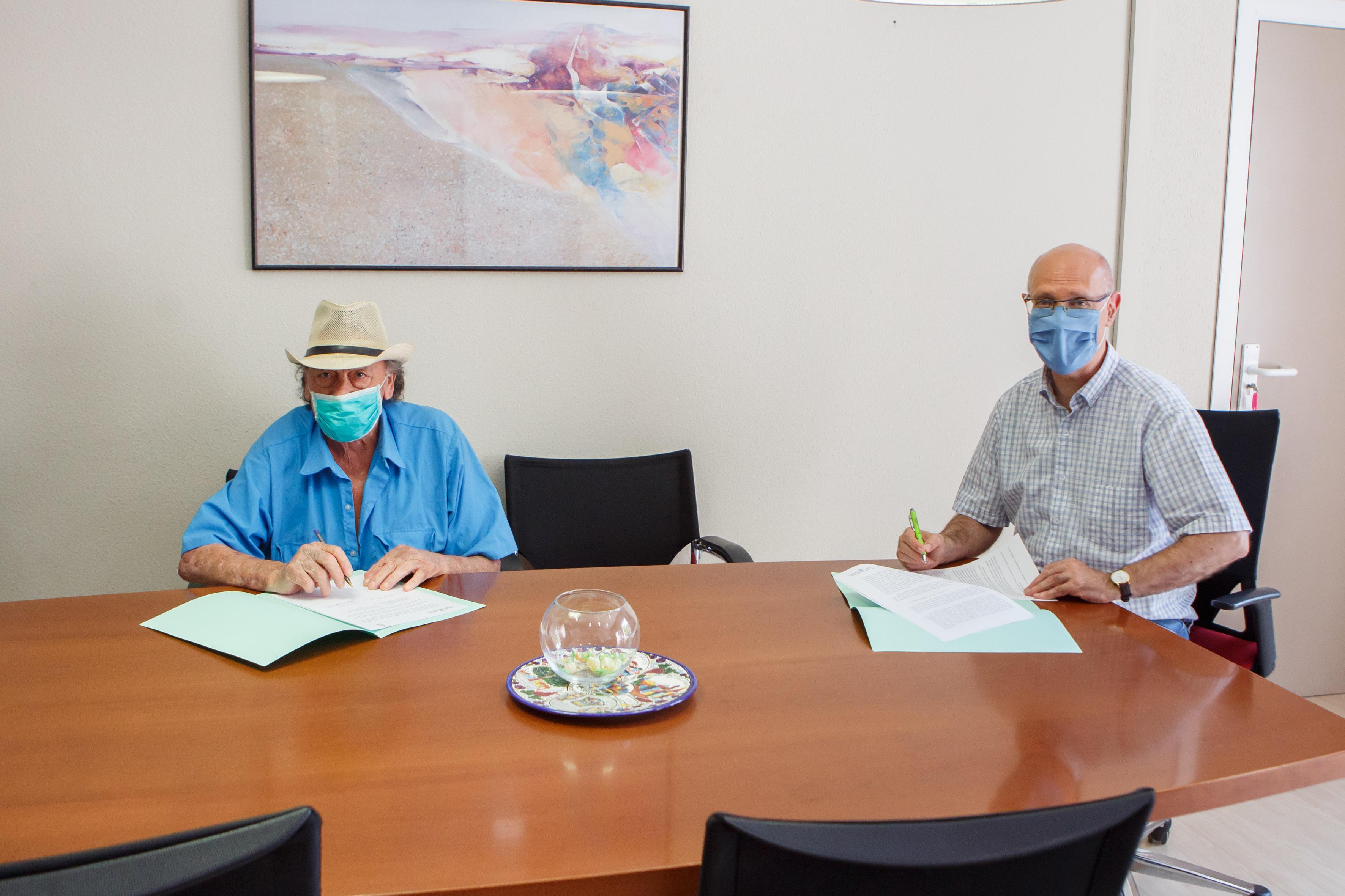 Derechos Sociales apoya con 75.000 euros las actuaciones de la Federación Gaz Kaló
