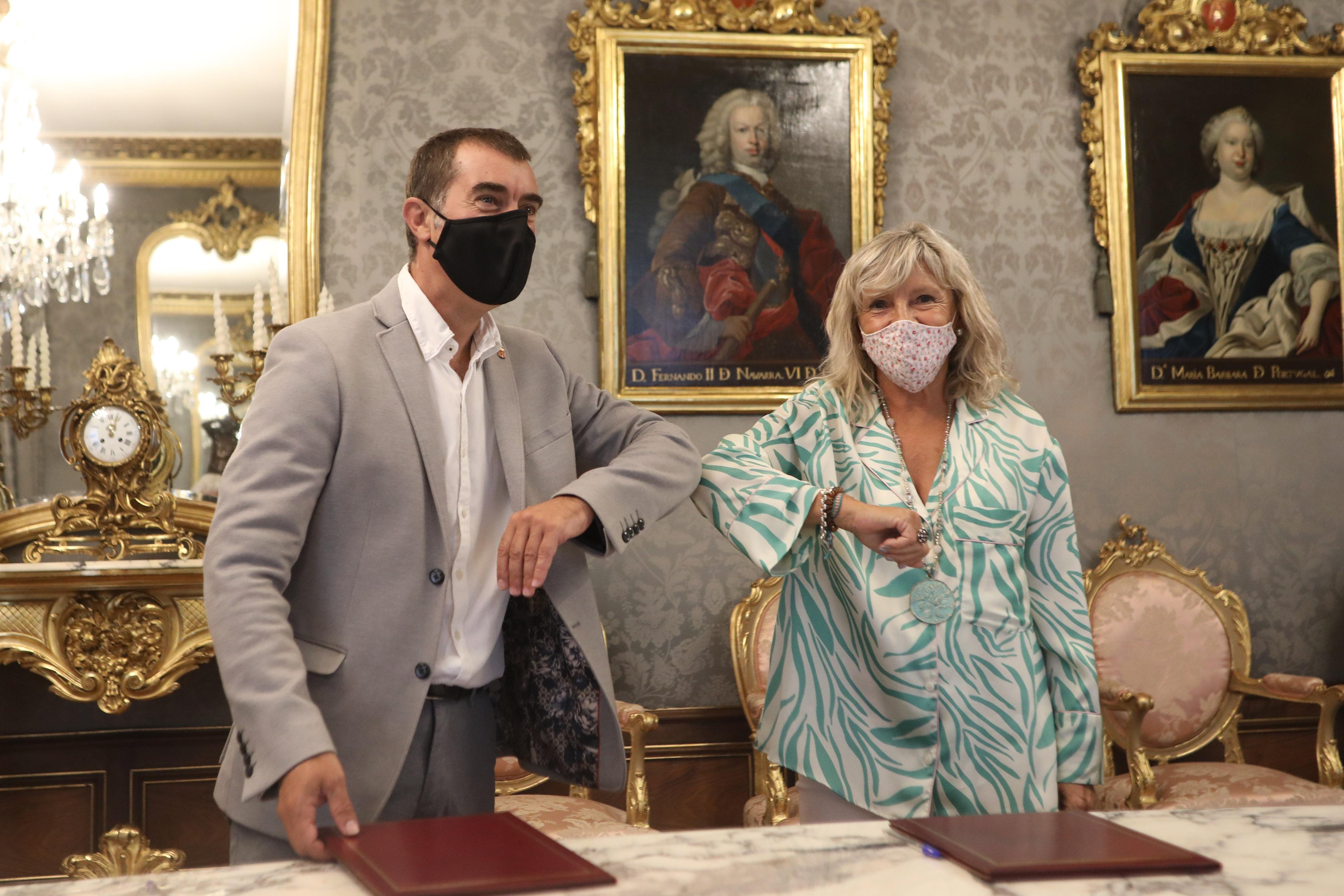 Gobierno de Navarra y Ayuntamiento de Pamplona colaborarán en el acompañamiento a mujeres inmigrantes en hogares monomarentales