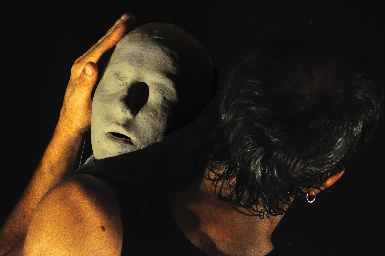 Instantánea del montaje Tránsitos, de Amico Teatro.