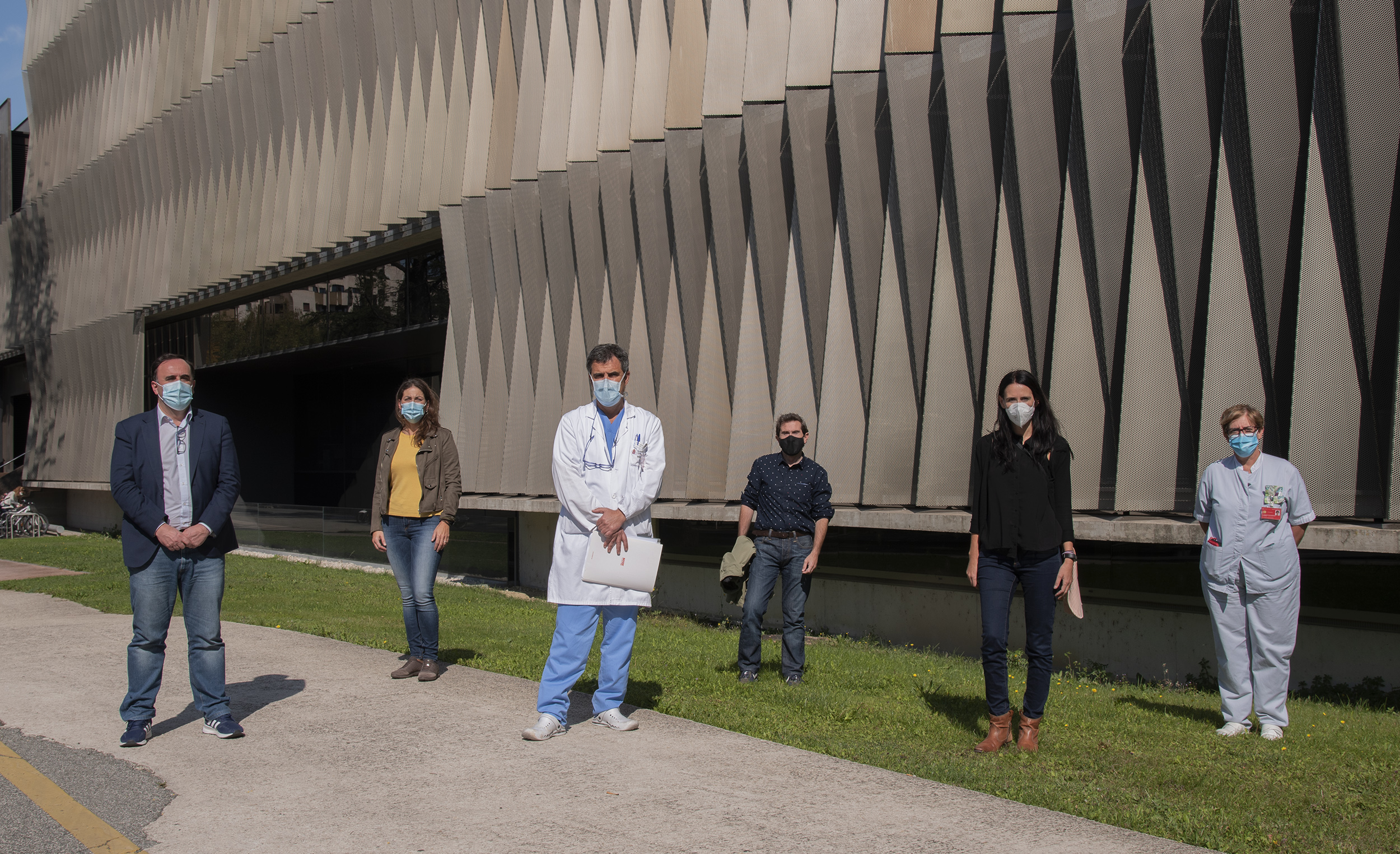 Seleccionadas cuatro empresas para desarrollar soluciones innovadoras en Salud