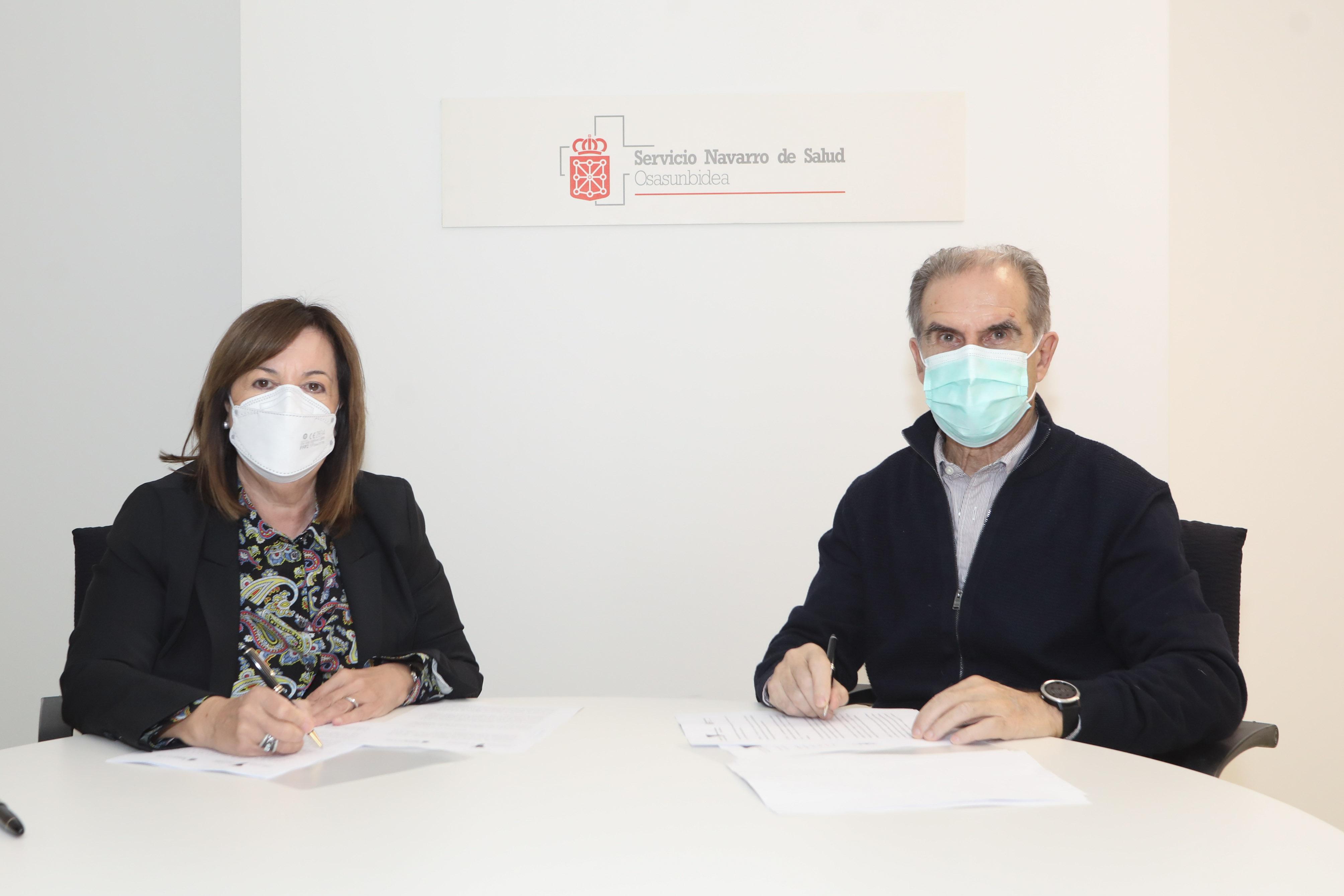 Los sanitarios de Navarra recibirán atención psicológica frente a situaciones de crisis derivadas de la pandemia del COVID-19
