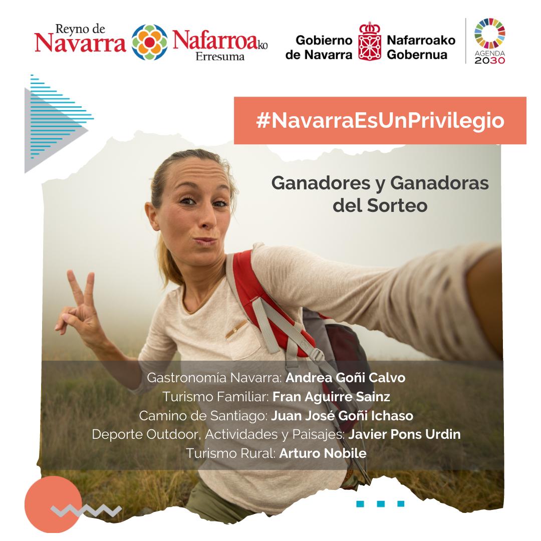 La campaña de turismo 'Navarra es un privilegio' recibe 380 vídeos de la ciudadanía para promocionar rincones de la Comunidad Foral